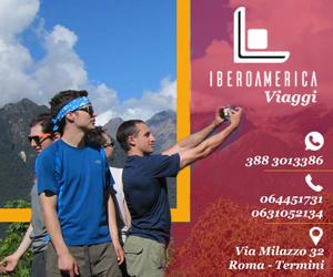 Agencia de viajes - Iberoamerica Viaggi - Peruanos en Italia