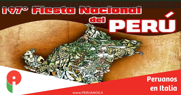 Turín, Perú en Fiesta - Peruanos en Italia