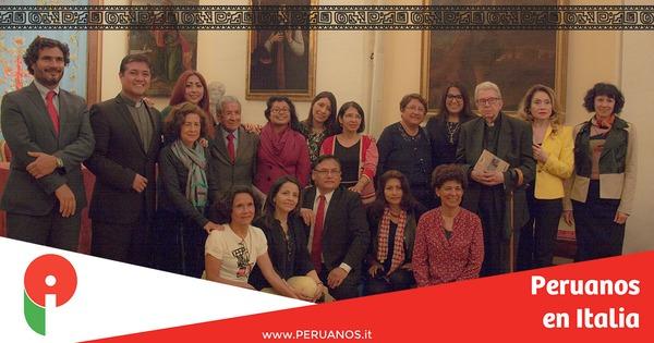 Roma, Clausura del curso sobre cultura y lenguas autóctonas de América Latina - Peruanos en Italia