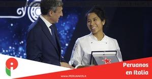 Peruana se coronó mejor chef joven de Sudamérica  - Peruanos en Italia