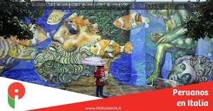 Roma, Studio Sotterraneo cumple 8 años - Peruanos en Italia