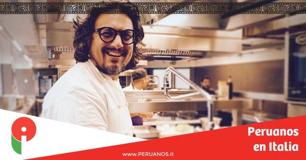 """Chef Alessandro Borghese: mi receta del """"Pulpo a la peruana"""" - Peruanos en Italia"""