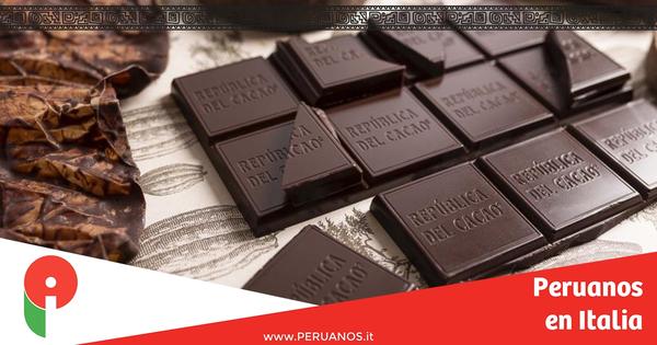 Promocionan el chocolate peruano en Florencia, Roma y Milán - Peruanos en Italia