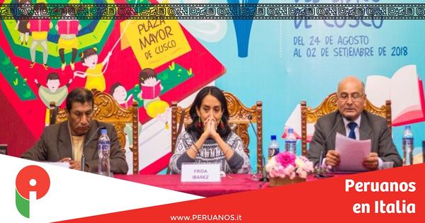Cusco, presentan poemario Qhapaq Qolla (El Llamero en la Lomada) en la V Feria Internacional del Libro - Peruanos en Italia