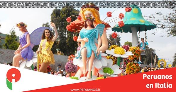 Trujillo se prepara a vivir la 68° edición del Festival de la Primavera - Peruanos en Italia