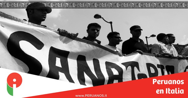 Sanatoria, no se dejen engañar - Peruanos en Italia
