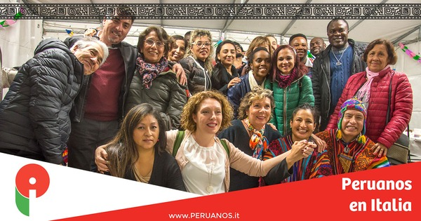Intercultura: Peruanos en Italia presente en Sabores y Miradas del Mundo - Peruanos en Italia