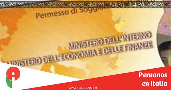 ¿Cuánto dura el permiso de residencia de larga duración CE?  - Peruanos en Italia