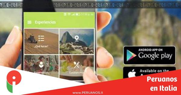 Descubre el Perú en libertad gracias a 10 aplicaciones - Peruanos en Italia