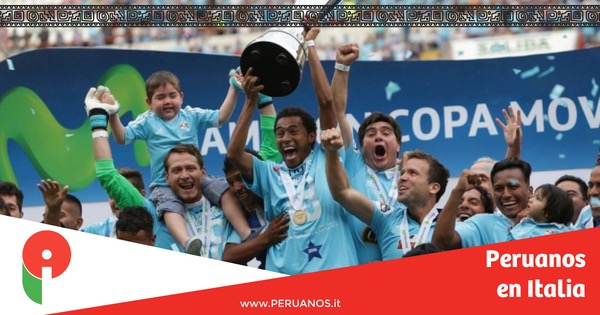 Sporting Cristal es el equipo con más títulos del Perú - Peruanos en Italia