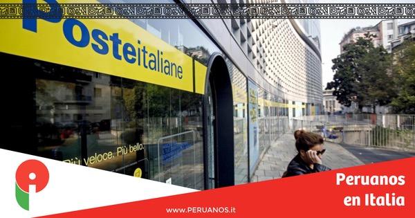 5 buenos motivos para enviar dinero al Perú con Poste Italiane - Peruanos en Italia