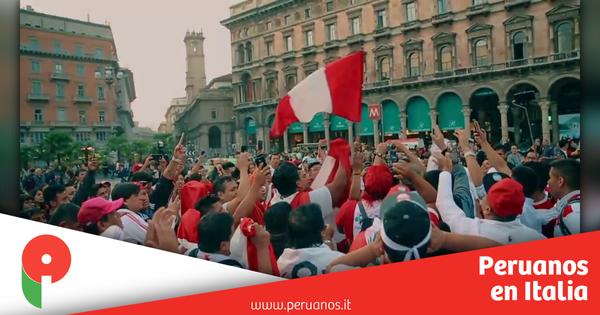 Fiestas Patrias lejos del Perú - Peruanos en Italia