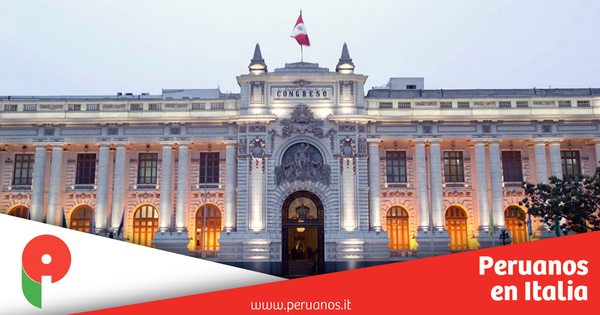 Elecciones congresales extraordinarias de Perú 2020 - Peruanos en Italia