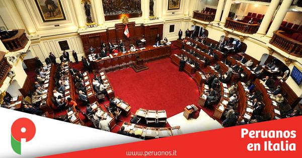 Voto informado y consciente   Elecciones Congresales 2020 - Peruanos en Italia
