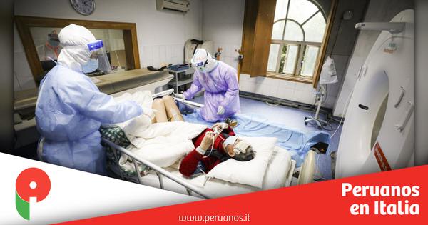 Coronavirus: fallece el primer peruano por COVID-19 - Peruanos en Italia
